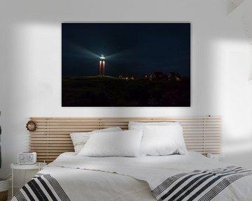 Vuurtoren Texel (Nederland) van Marcel Kerdijk