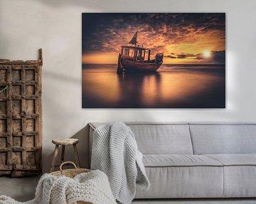 Fischerkutter auf Usedom von Skyze Photography by André Stein