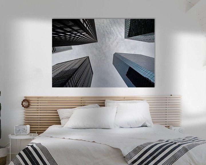 Sfeerimpressie: Wall Street New York van Suzanne Brand