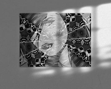 Weibliches Kaleidoskop von Greta Lipman
