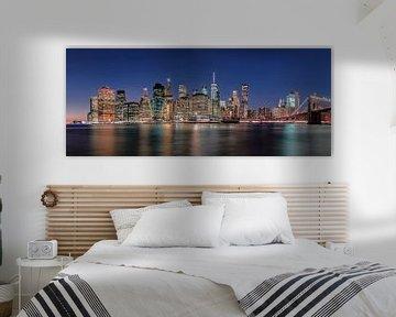 New York City Panorama von Achim Thomae