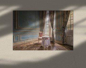 Lost Place - ein Traum in pastell von Linda Lu