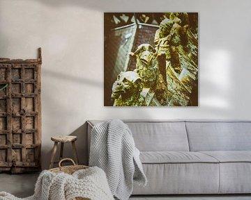 Die Luftskulpturen der St. Johannis-Kathedrale in 's-Hertogenbosch von Marcel Bakker