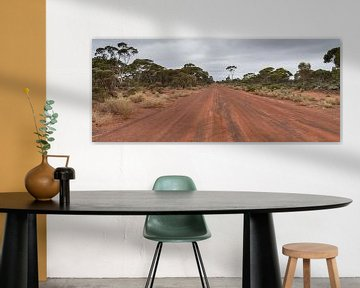 Outback van Australië, West-Australië van Alexander Ludwig