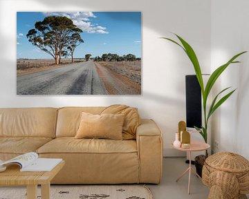 Outback von Australien, Western Australia von Alexander Ludwig