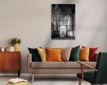Verlassenes Kloster von Frans Nijland