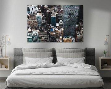 Manhattan-Gebäude von Ben Hoedt