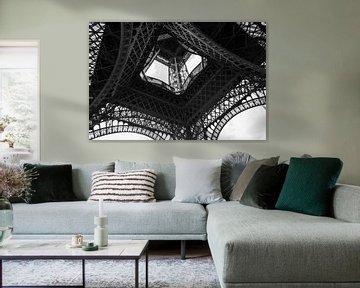 Eiffelturm Paris von Merel Taalman