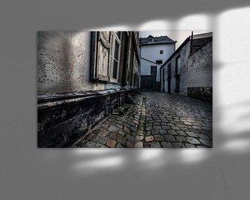 Belgisch straatje II van Bert-Jan de Wagenaar