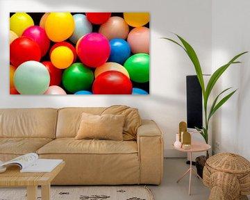 Ballonnen van Thomas Heitz