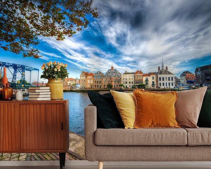 Sfeerimpressie behang: Nederland op zijn mooist ... van Marc de IJk