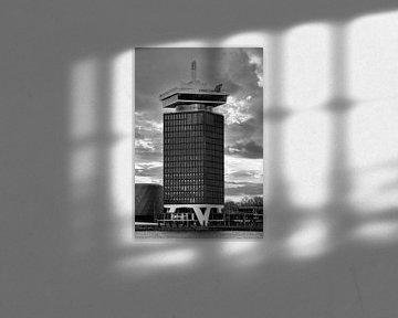 A'DAM toren Amsterdam van Foto Amsterdam / Peter Bartelings