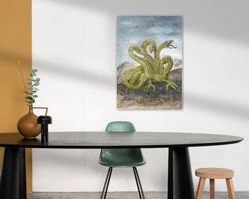 Hydra von Sandra Steinke