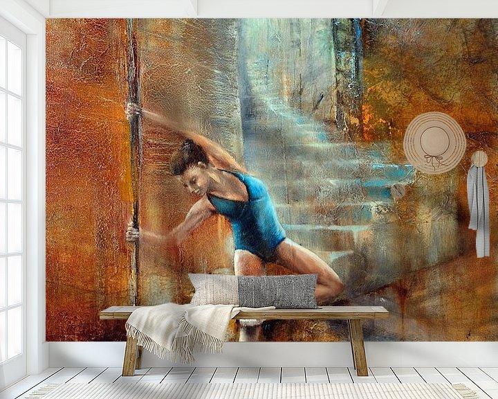 Beispiel fototapete: Balance von Annette Schmucker