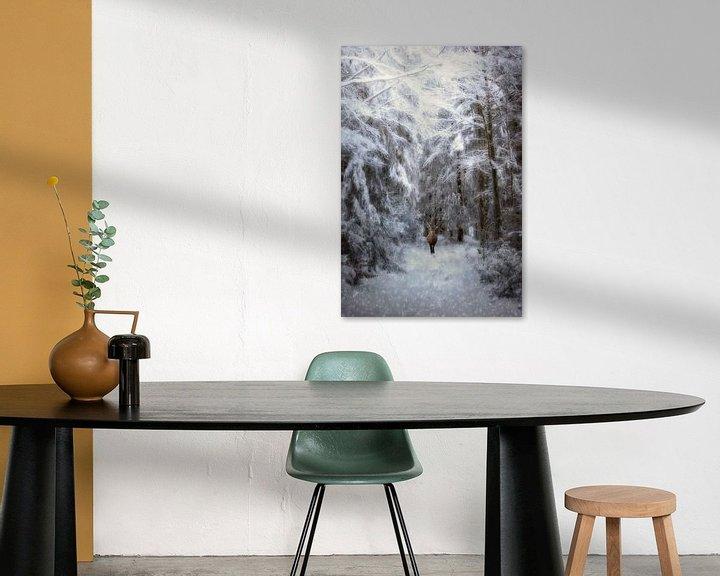 Beispiel: Wintermärchen von Claudia Moeckel