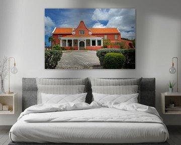 Landhaus Zeelandia Curacao von Marly De Kok