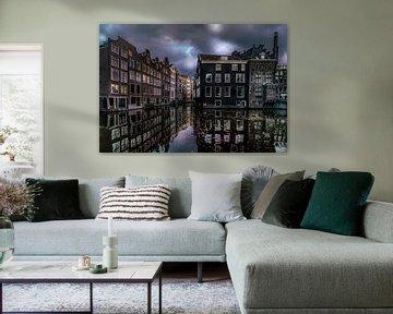 Amsterdam-Kanal von Mario Calma