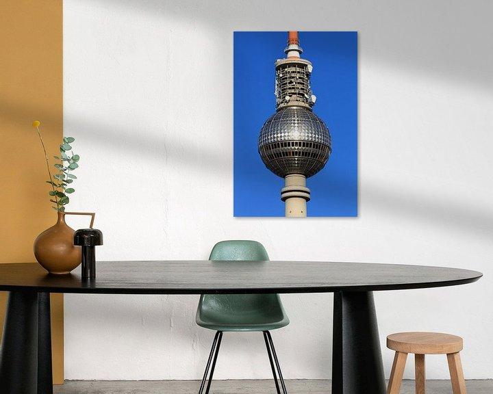 Impression: Tour de télévision de Berlin sur Frank Herrmann
