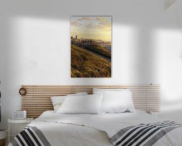 schilderachtig Katwijk van Dirk van Egmond