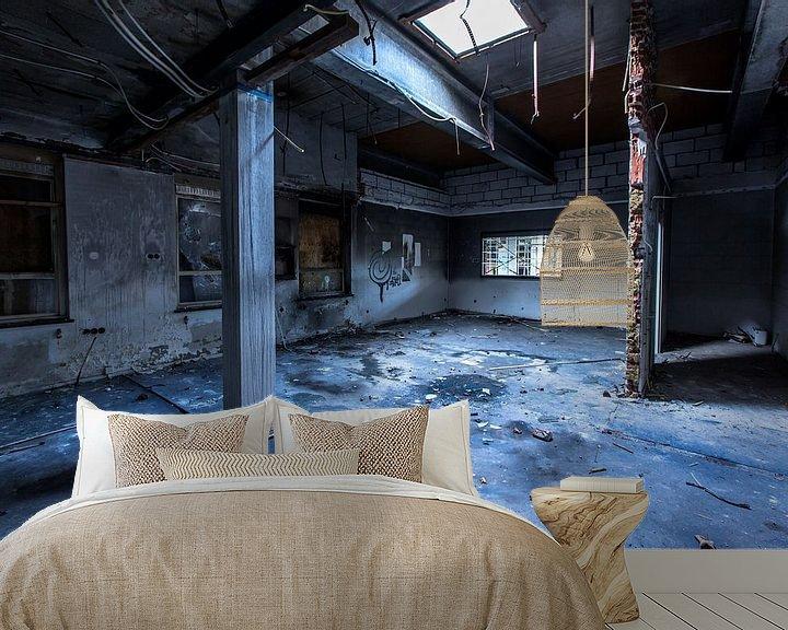 Beispiel fototapete: Verlassenes Gebäude (Niederlande) von Marcel Kerdijk