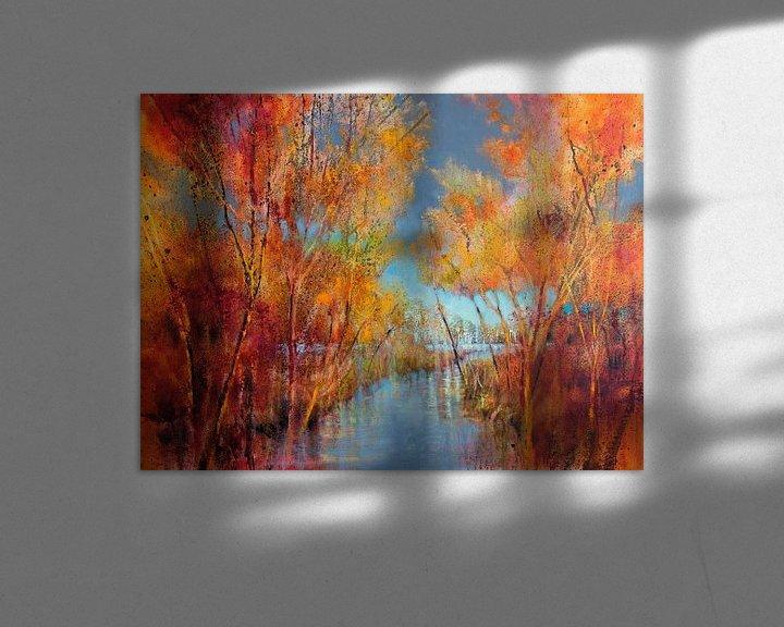 Beispiel: Herbstfreuden von Annette Schmucker