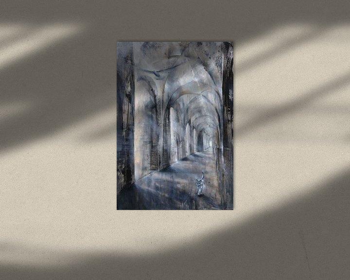 Beispiel: Licht und Schatten von Annette Schmucker