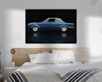 BMW 3.0 CSI 1971 Zijaanzicht