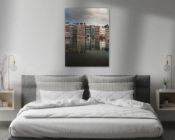 Damrak Amsterdam von Lorena Cirstea