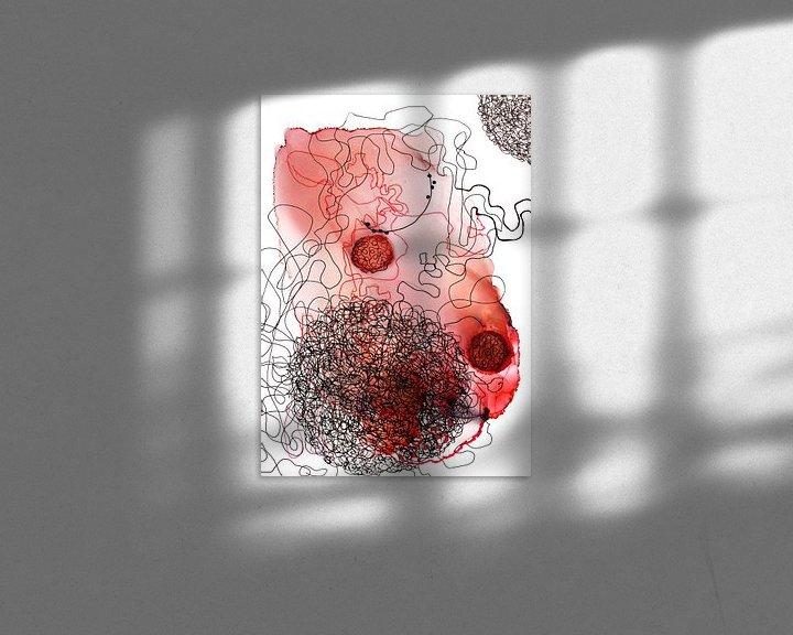 Beispiel: Emotionale Landschaften von Katarzyna Strumis