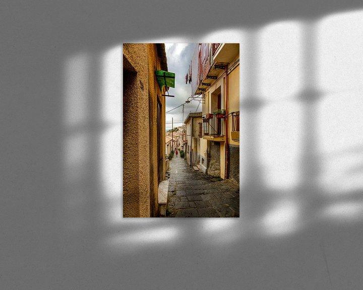 Sfeerimpressie: steegjes Italie - 10 van Dick Jeukens