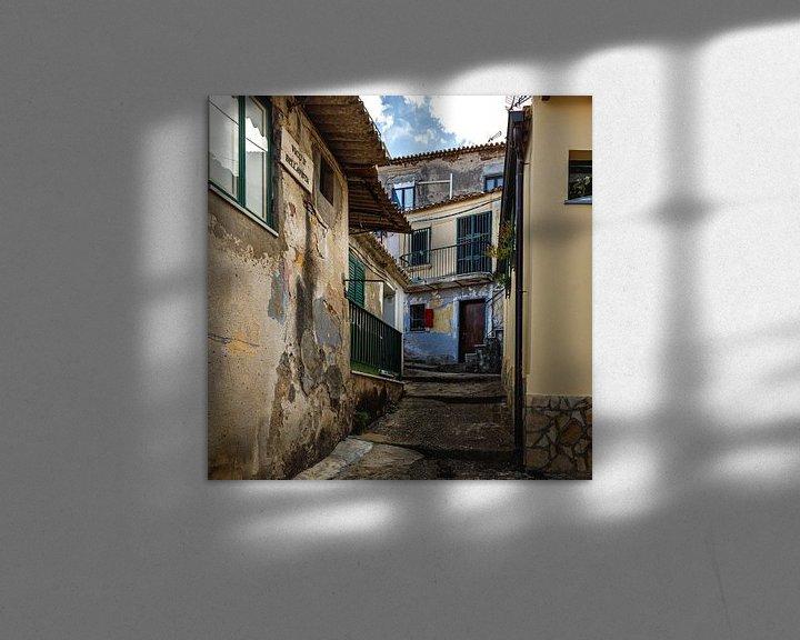 Sfeerimpressie: steegjes Italie - 23 van Dick Jeukens