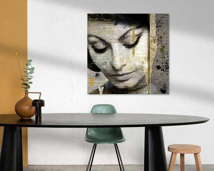 Beispiel: Sophia Loren von Mirjam Duizendstra