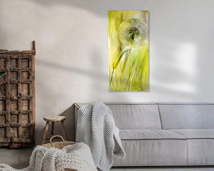 Beispiel: Pusteblume von Annette Schmucker