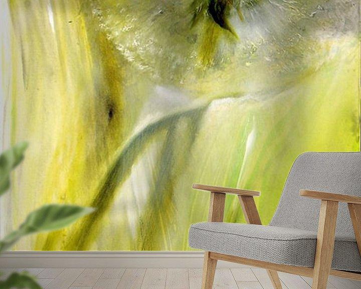 Beispiel fototapete: Pusteblume von Annette Schmucker