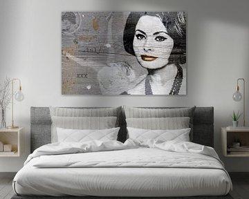 Sophia Loren van Mirjam Duizendstra