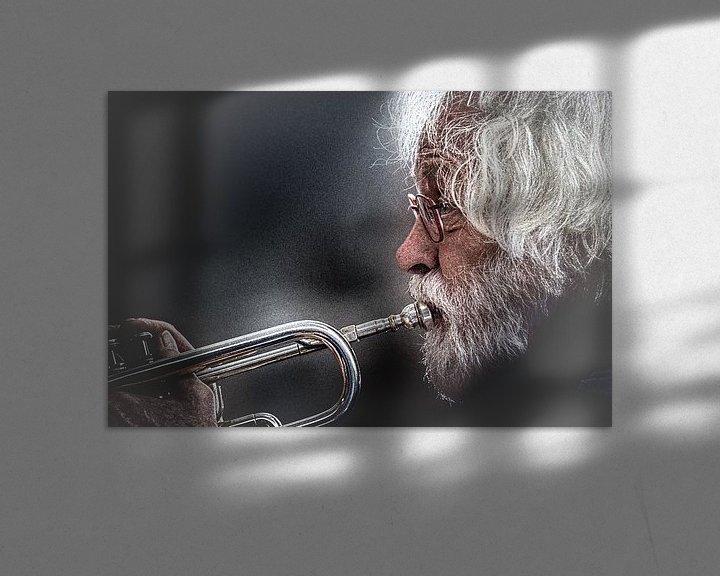 Sfeerimpressie: Hands on Music - 9 van Dick Jeukens