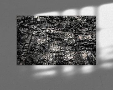 Rotsformatie Basalt