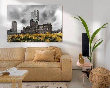 Hotel New York Rotterdam van Bert-Jan de Wagenaar