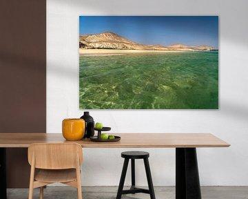 Jandia, Fuerteventura Eiland van Peter Schickert