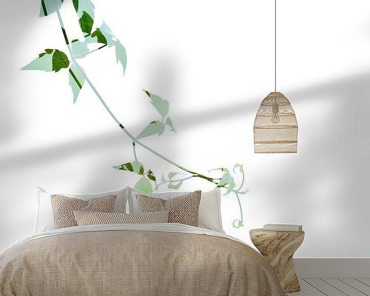 Sfeerimpressie behang: TreeArt van Loulou Beavers