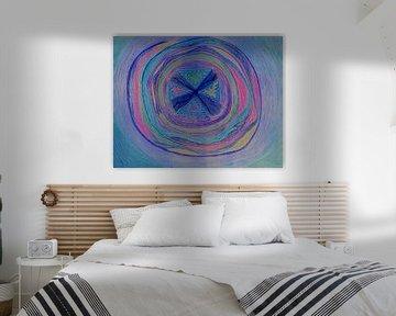 Centre of Creation van Parallel Dream Art