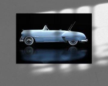 Pontiac Chieftain Cabriolet Zijaanzicht