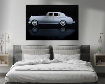 Rolls Royce Silver Cloud III Zijaanzicht