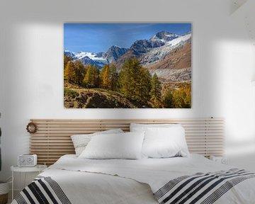 Zmuttal, Zermatt, Valais, Suisse sur Torsten Krüger