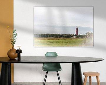 Leuchtturm Ouddorp von Frank Janssen
