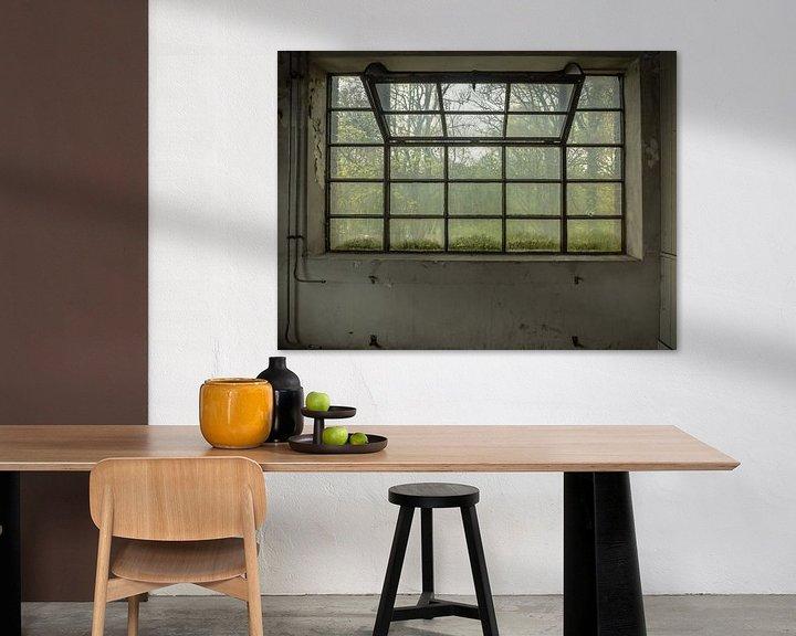 Beispiel: Großes Fenster von Martijn Tilroe