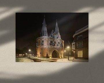 Cellebroederspoort Kampen von Fotografie Ronald