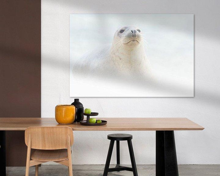 Sfeerimpressie: In een zandstorm van Loulou Beavers