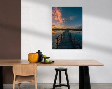 Portret landschap van peterheinspictures
