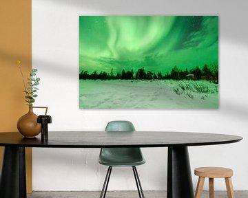 Northern Light Wonders van DsDuppenPhotography